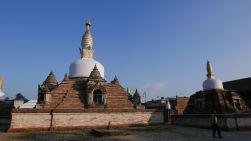 Stupa à Kirtipur