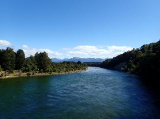 Retour au lac de Te Anau